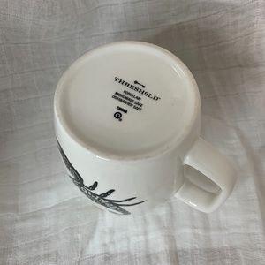Threshold Kitchen - Double Sided Porcelin Scorpio Mug